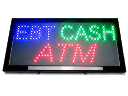 EBT Cash ATM - Ignite Payments ATM