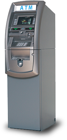 Genmega G2500 ATM - Ignite Payments ATM